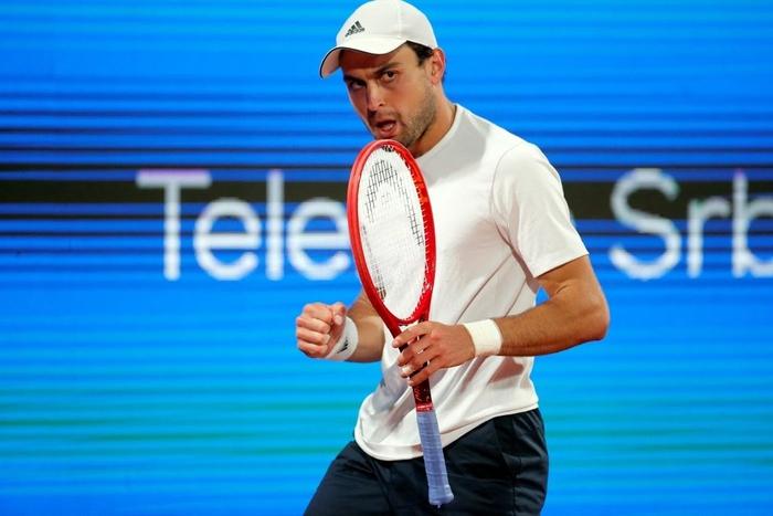 Nadal vào chung kết Barcelona, Djokovic thua sốc ở quê nhà - Ảnh 7.