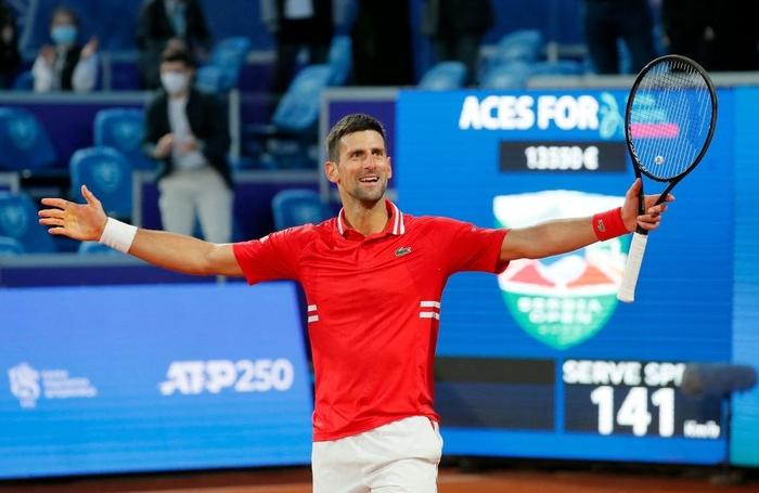 Nadal vào chung kết Barcelona, Djokovic thua sốc ở quê nhà - Ảnh 8.