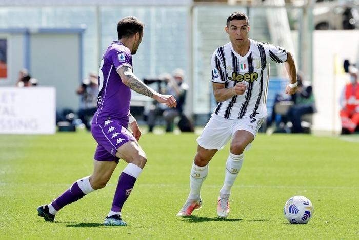 Ronaldo mờ nhạt, Juventus nhọc nhằn hòa Fiorentina - Ảnh 4.