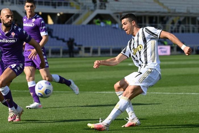 Ronaldo mờ nhạt, Juventus nhọc nhằn hòa Fiorentina - Ảnh 6.