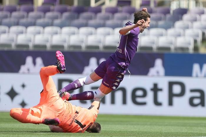 Ronaldo mờ nhạt, Juventus nhọc nhằn hòa Fiorentina - Ảnh 2.