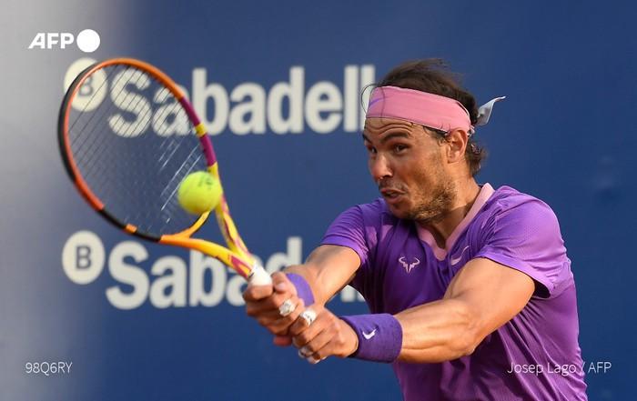 Rafael Nadal nghẹt thở vô địch Barcelona Open lần thứ 12 - Ảnh 9.