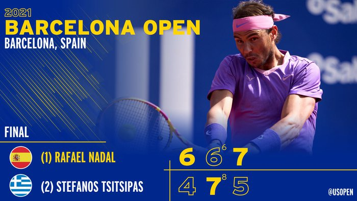 Rafael Nadal nghẹt thở vô địch Barcelona Open lần thứ 12 - Ảnh 11.