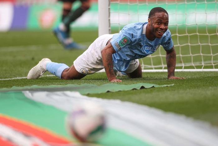 Man City đoạt chức vô địch đầu tiên mùa này nhờ khoảnh khắc tỏa sáng của cái tên bất ngờ - Ảnh 6.