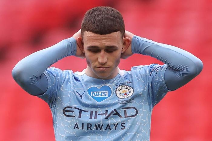 Man City đoạt chức vô địch đầu tiên mùa này nhờ khoảnh khắc tỏa sáng của cái tên bất ngờ - Ảnh 3.