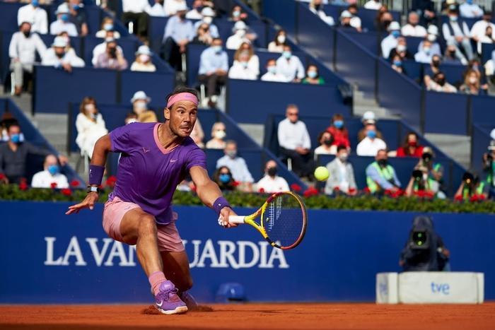 Rafael Nadal nghẹt thở vô địch Barcelona Open lần thứ 12 - Ảnh 4.