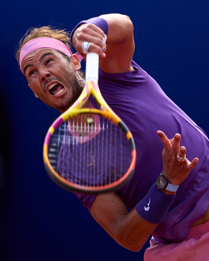 Rafael Nadal nghẹt thở vô địch Barcelona Open lần thứ 12 - Ảnh 7.