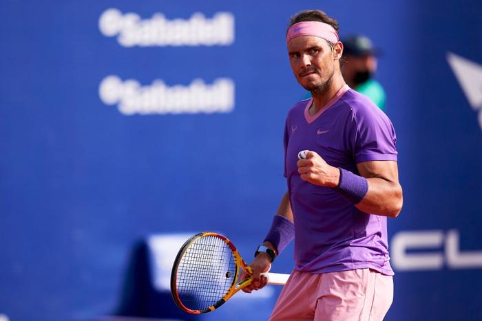 Rafael Nadal nghẹt thở vô địch Barcelona Open lần thứ 12 - Ảnh 8.