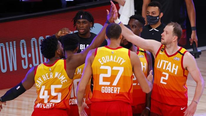 Xuất hiện đội bóng đầu tiên nắm chắc tấm vé vào NBA Playoffs: Viết tiếp giấc mơ mang về chức vô địch lịch sử - Ảnh 3.