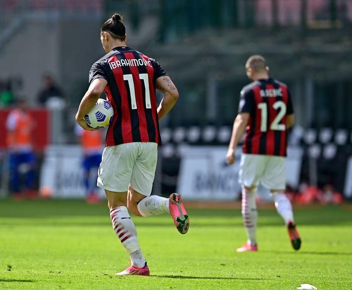AC Milan thoát thua trên sân nhà - Ảnh 1.
