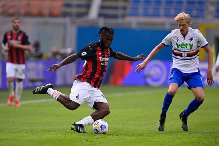 AC Milan thoát thua trên sân nhà - Ảnh 2.
