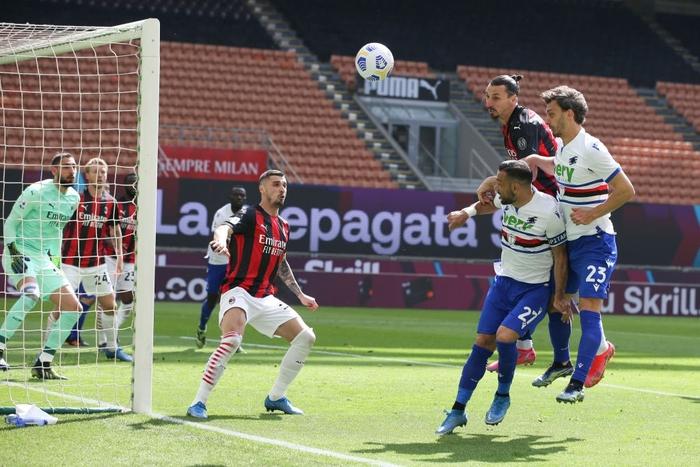 AC Milan thoát thua trên sân nhà - Ảnh 3.