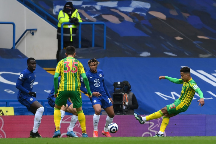 """Thiago Silva """"đi tắm"""" sớm, Chelsea thua tan nát trên sân nhà trước đội áp chót bảng - Ảnh 7."""
