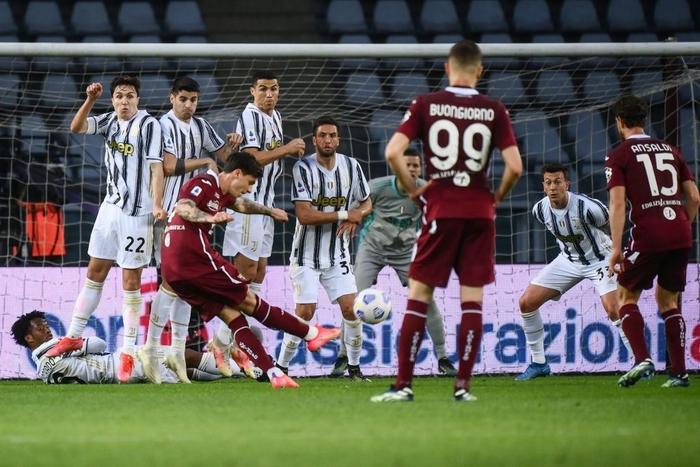Hòa kịch tính tại derby thành Turin, Juventus giữ được vị trí trong top 4 - Ảnh 6.