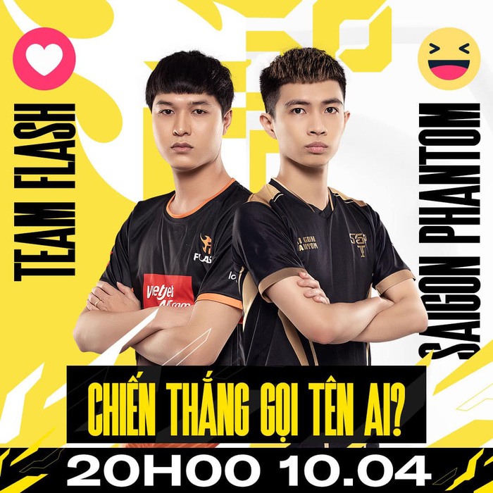 Team Flash khao khát giành chiến thắng trước SGP - Ảnh 1