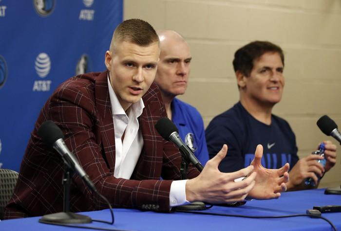 Đã đến lúc Dallas Mavericks lo ngại về bản hợp đồng Kristaps Porzingis của mình? - Ảnh 6.
