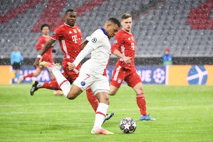 Mbappe lập cú đúp, PSG hạ gục Bayern ngay tại sào huyệt Allianz - Ảnh 3.