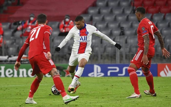Mbappe lập cú đúp, PSG hạ gục Bayern ngay tại sào huyệt Allianz - Ảnh 7.