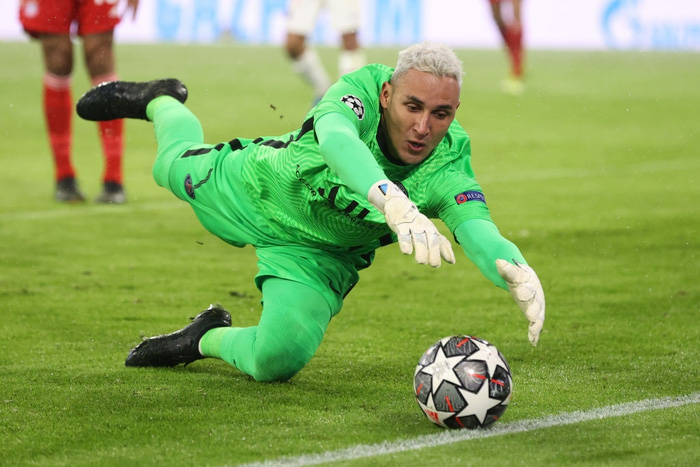 Mbappe lập cú đúp, PSG hạ gục Bayern ngay tại sào huyệt Allianz - Ảnh 8.