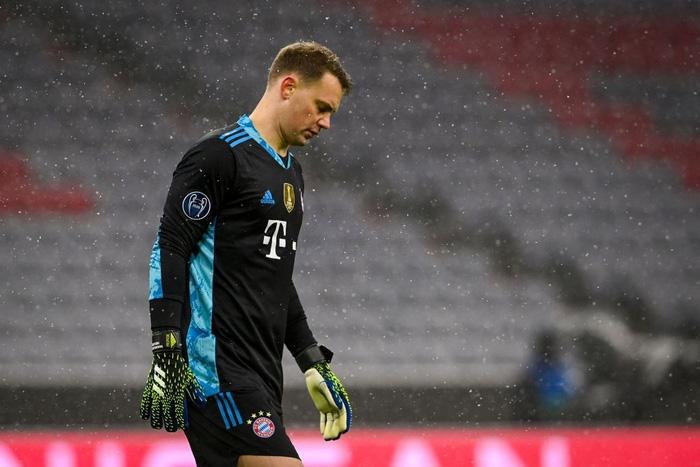 Thua đua PSG, Bayern lỡ cơ hội cân bằng kỷ lục của MU - Ảnh 2.