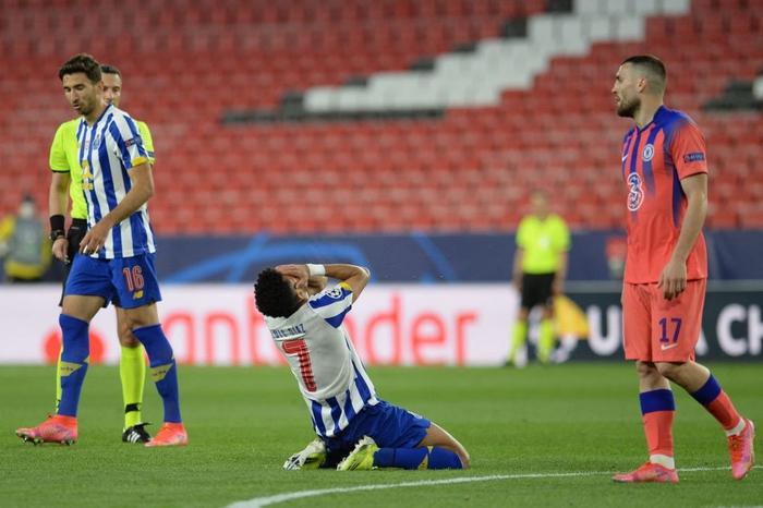 Chelsea nhấn chìm Porto ngay trên sân khách - Ảnh 4.