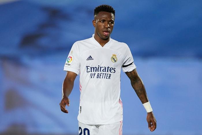 Hút chết trên sân nhà, Real Madrid bỏ lỡ cơ hội đánh chiếm ngôi đầu bảng - Ảnh 4.