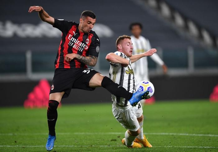 Ronaldo im lặng, Juventus thua tan nát trước AC Milan - Ảnh 3.