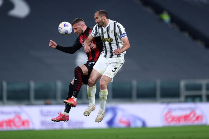 Ronaldo im lặng, Juventus thua tan nát trước AC Milan - Ảnh 5.