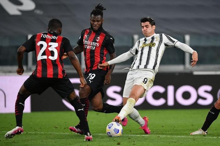 Ronaldo im lặng, Juventus thua tan nát trước AC Milan - Ảnh 7.