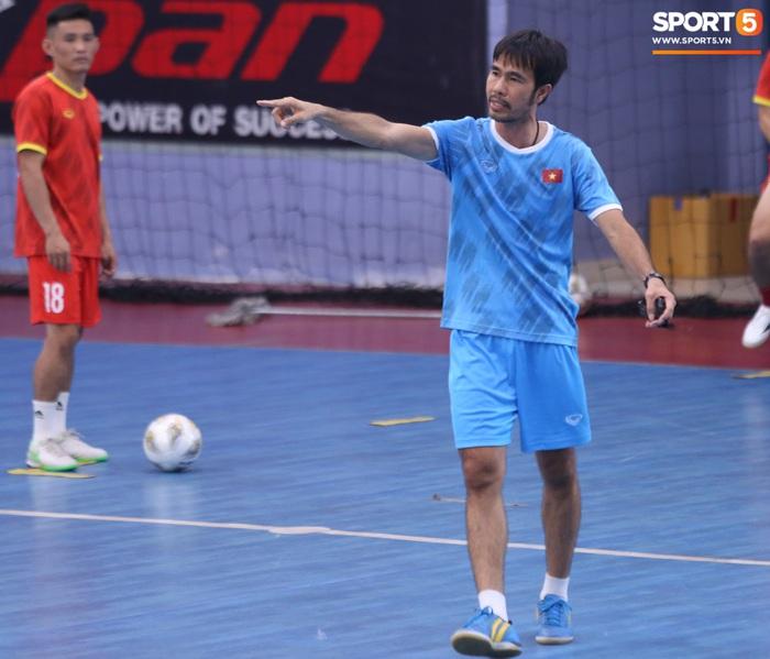 Tuyển Futsal Việt Nam tự tin sẽ đánh bại Lebanon giành vé dự World Cup - Ảnh 1.