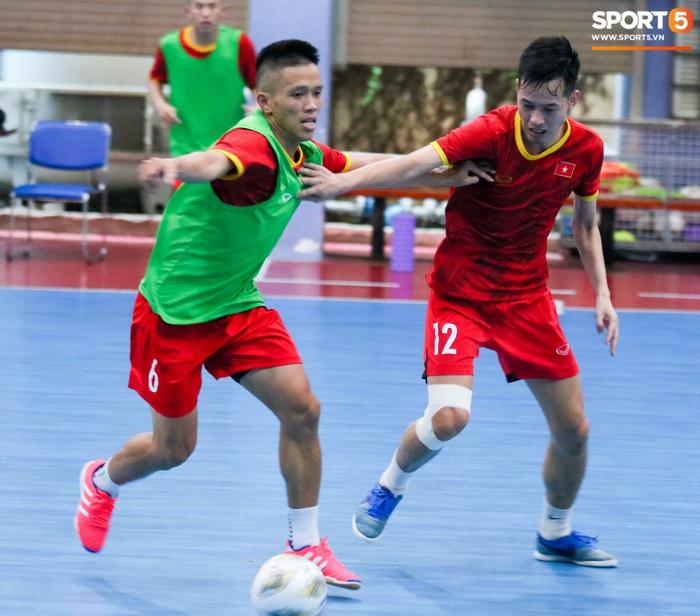 Tuyển Futsal Việt Nam tự tin sẽ đánh bại Lebanon giành vé dự World Cup - Ảnh 2.