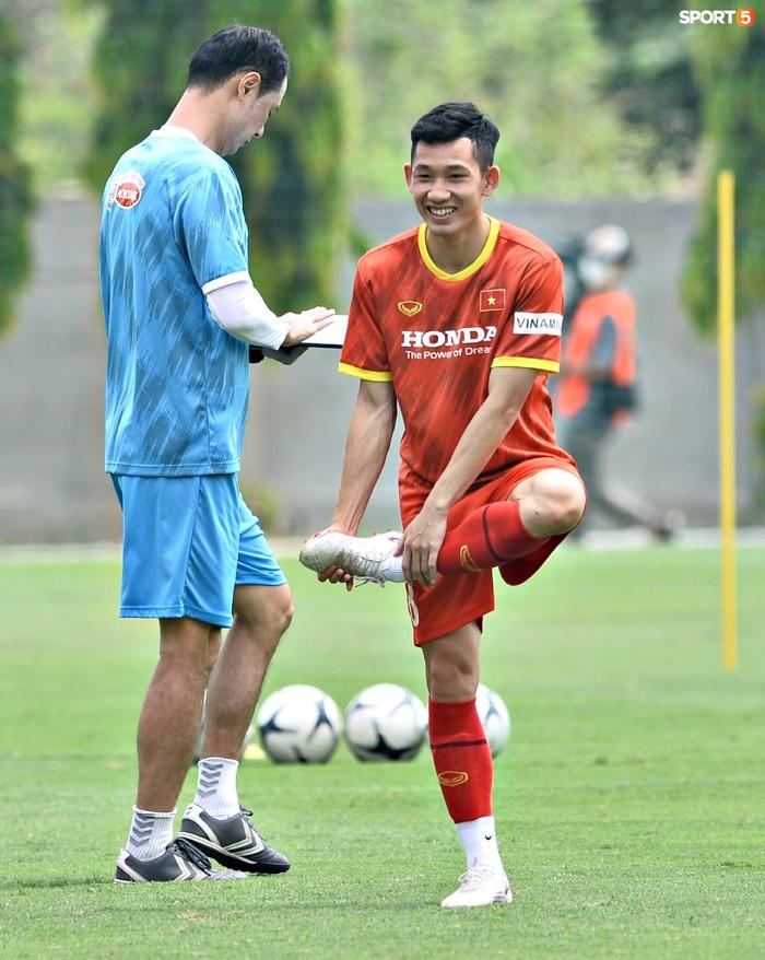 Sao trẻ từng khiến V.League phát cuồng của U22 Việt Nam được chú ý đặc biệt - Ảnh 1.