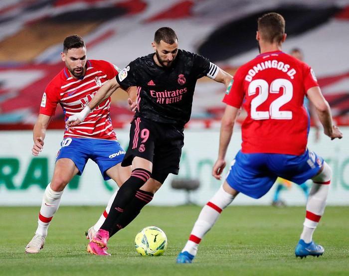 Đè bẹp Granada, Real Madrid tiếp tục tăng độ kịch tính cho cuộc đua vô địch La Liga - ảnh 7