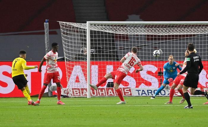 Sancho và Haaland rực sáng đưa Dortmund vô địch Cúp Quốc gia Đức - Ảnh 3.