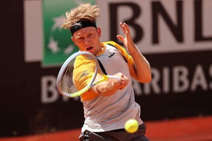 Djokovic hủy diệt đối thủ, Nadal thoát thua ngoạn mục ở vòng 3 Rome Masters - Ảnh 3.