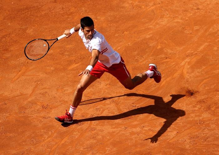 Djokovic hủy diệt đối thủ, Nadal thoát thua ngoạn mục ở vòng 3 Rome Masters - Ảnh 4.