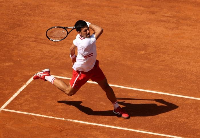 Djokovic hủy diệt đối thủ, Nadal thoát thua ngoạn mục ở vòng 3 Rome Masters - Ảnh 5.