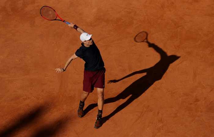 Djokovic hủy diệt đối thủ, Nadal thoát thua ngoạn mục ở vòng 3 Rome Masters - Ảnh 10.