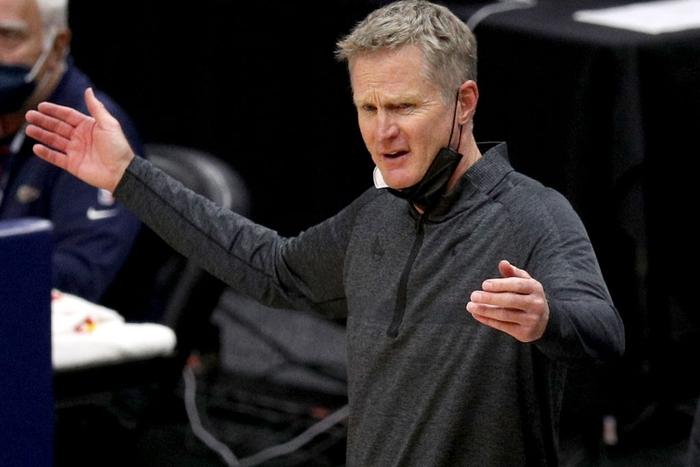 Đại chiến tiền Play-in dự đoán đầy chông gai cho Golden State Warriors - Ảnh 3.