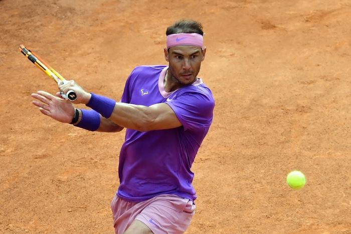 """Nadal """"trả nợ"""" thành công trước Zverev, Djokovic lâm vào thế nguy ở tứ kết Rome Masters - Ảnh 8."""