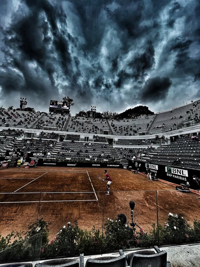 """Nadal """"trả nợ"""" thành công trước Zverev, Djokovic lâm vào thế nguy ở tứ kết Rome Masters - Ảnh 11."""