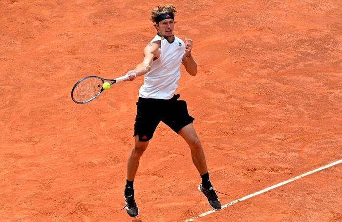 """Nadal """"trả nợ"""" thành công trước Zverev, Djokovic lâm vào thế nguy ở tứ kết Rome Masters - Ảnh 5."""