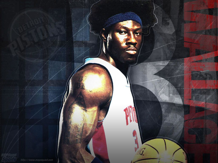 Ben Wallace, người từng quật ngã Shaquille O'Neal, chính thức gia nhập Sảnh Danh vọng NBA 2021 - Ảnh 1.