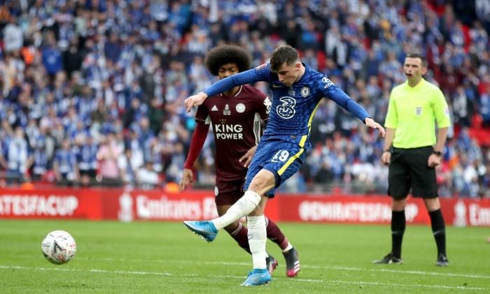 Leicester vô địch FA Cup nhờ cú nã đại bác cháy lưới Chelsea và drama hút chết phút 90 - Ảnh 6.