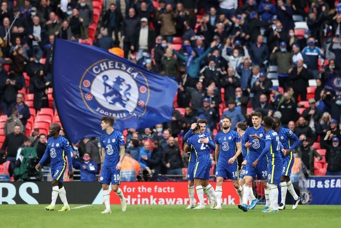 Leicester vô địch FA Cup nhờ cú nã đại bác cháy lưới Chelsea và drama hút chết phút 90 - Ảnh 8.