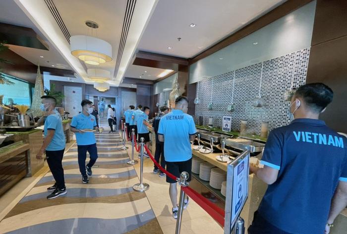 Tuyển futsal Việt Nam được ưu ái khi tới UAE, bắt đầu hành trình tranh vé dự Futsal World Cup 2021 - Ảnh 3.