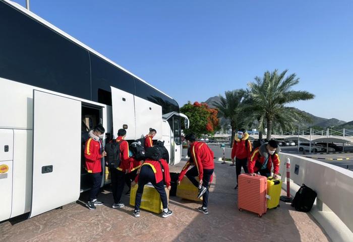 Tuyển futsal Việt Nam được ưu ái khi tới UAE, bắt đầu hành trình tranh vé dự Futsal World Cup 2021 - Ảnh 5.