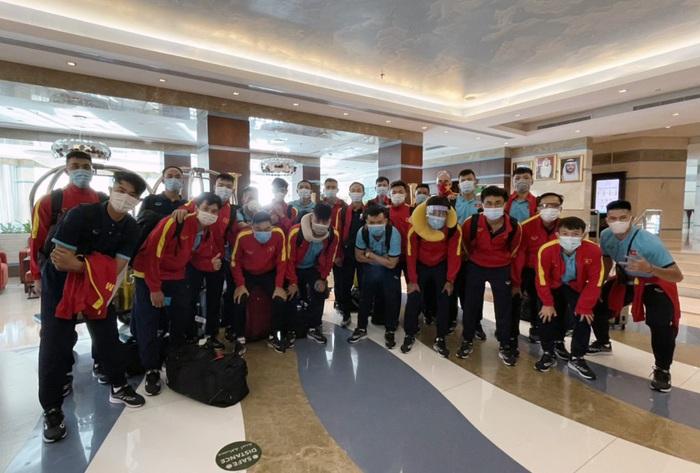 Tuyển futsal Việt Nam được ưu ái khi tới UAE, bắt đầu hành trình tranh vé dự Futsal World Cup 2021 - Ảnh 1.