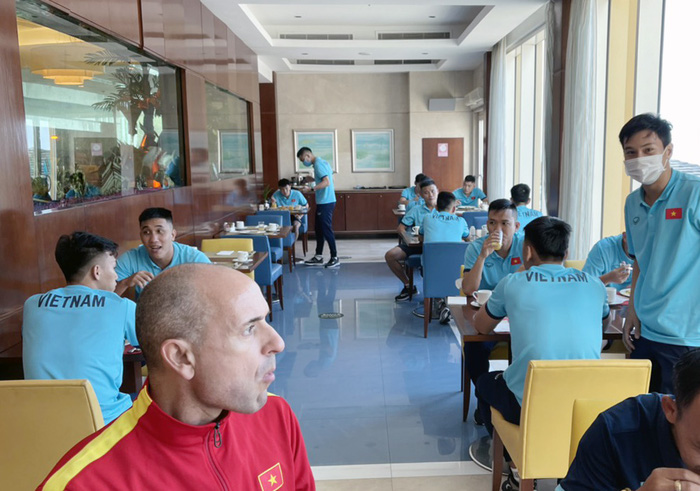 Tuyển futsal Việt Nam được ưu ái khi tới UAE, bắt đầu hành trình tranh vé dự Futsal World Cup 2021 - Ảnh 7.