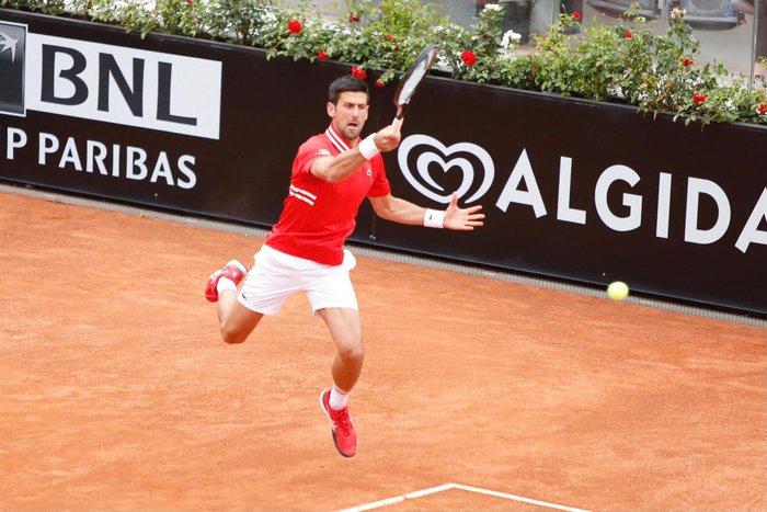 Đánh bại địch thủ Djokovic, Nadal lần thứ 10 vô địch Rome Masters - Ảnh 8.